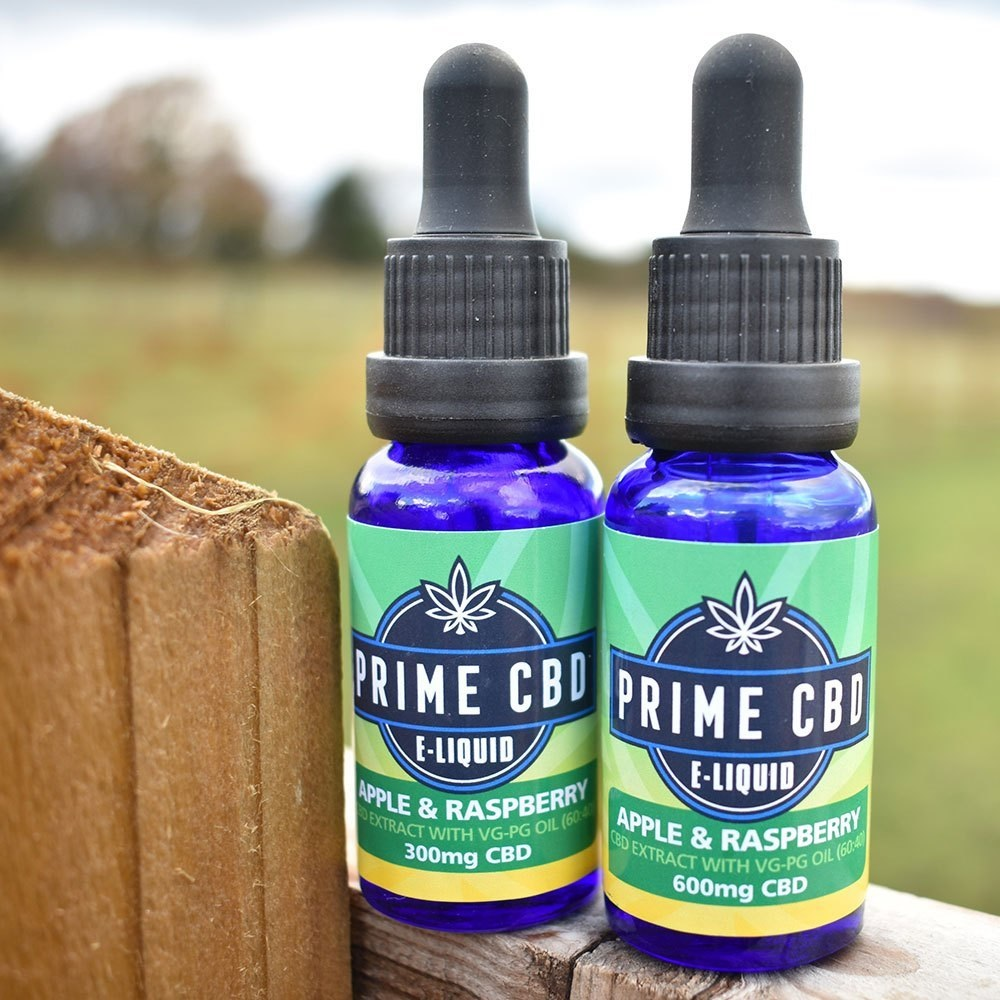 PrimeCBD E-Liquid Blueberry