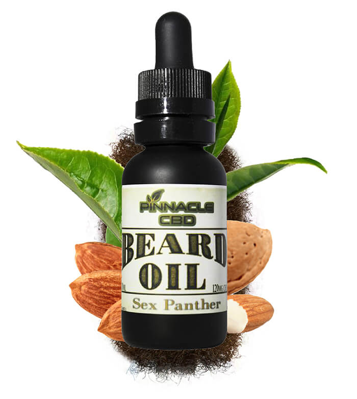 CBD Beard Oil – Sex Panther